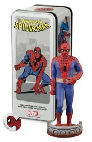 Marvel Classic Characters Amazing Spider-man NYCC Variant Statue Syroco Dark Horse Deluxe